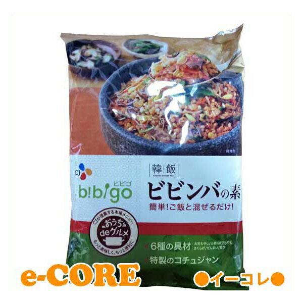 bibigo 簡単ビビンバの素 2人前x3袋セット コチュジャン付き 《》【RCP】
