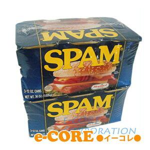 HORMEL SPAM スパム レギュラーランチョンミート 340gx6缶