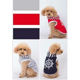 トレンディセーラータンクトップ(S〜XL、DM、DLサイズ)【メール便送料無料/代引不可】HUGGY BUDDY'S(ハギーバディーズ) 《1000円ポッキリ犬 犬用品 犬 服 犬の服 ドッグウェア》 《》【RCP】