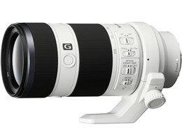 ソニー / SONY デジタル一眼カメラα[Eマウント]用レンズ FE 70-200mm F4 G OSS SEL70200G 【レンズ】【送料無料】