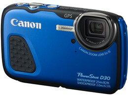キヤノン/CANONコンパクトデジタルカメラPowerShotD30【デジタルカメラ】