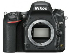 Nikon / ニコン デジタル一眼レフカメラ D750 ボディ 【デジタル一眼カメラ】【送料無料】