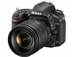 Nikon / ニコン デジタル一眼レフカメラ D750 24-120 VR レンズキット 【デジタル一眼カメラ】【送料無料】