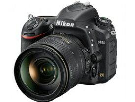 ★Nikon / ニコン デジタル一眼レフカメラ D750 24-120 VR レンズキット 【デジタル一眼カメラ】【送料無料】