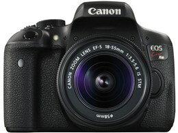 キヤノン / CANON EOS Kiss X8i EF-S18-55 IS STM レンズキット 【デジタル一眼カメラ】【送料無料】