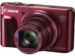 キヤノン / CANON PowerShot SX720 HS [レッド] 【デジタルカメラ】【送料無料】