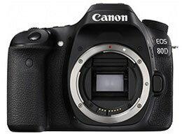 キヤノン / CANON EOS 80D ボディ 【デジタル一眼カメラ】【送料無料】