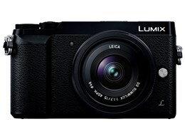 Panasonic/パナソニックLUMIXDMC-GX7MK2L-K単焦点ライカDGレンズキット[ブラック]【デジタル一眼カメラ】【送料無料】