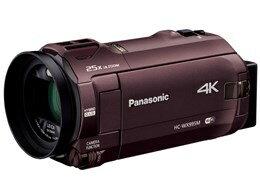Panasonic / パナソニック HC-WX995M-T [ブラウン] 【ビデオカメラ】【送料無料】