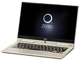 ★☆NEC LAVIE Hybrid ZERO HZ350/GAG PC-HZ350GAG [プレシャスゴールド] 【ノートパソコン】【送料無料】