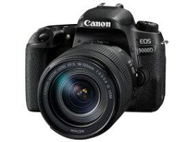 ★キヤノン / CANON EOS 9000D EF-S18-135 IS USM レンズキット 【デジタル一眼カメラ】【送料無料】