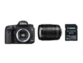 ★キヤノン / CANON EOS 7D Mark II EF-S18-135 IS USM レンズキット W-E1 【デジタル一眼カメラ】【送料無料】