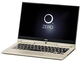 ★☆NEC LAVIE Hybrid ZERO HZ550/GAG PC-HZ550GAG [プレシャスゴールド] 【ノートパソコン】【送料無料】