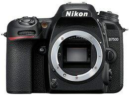 Nikon / ニコン D7500 ボディ 【デジタル一眼カメラ】【送料無料】