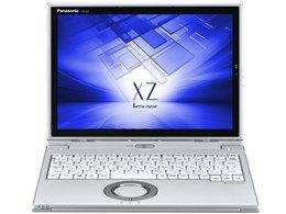 ●Panasonic / パナソニック Let's note XZ6 CF-XZ6HD1VS 【タブレットPC】【送料無料】