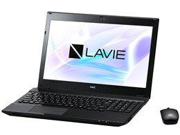 ★☆NEC LAVIE Note Standard NS700/HAB PC-NS700HAB [クリスタルブラック] 【ノートパソコン】【送料無料】