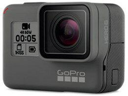 GoPro HERO6 BLACK CHDHX-601-FW 【ビデオカメラ】【送料無料】