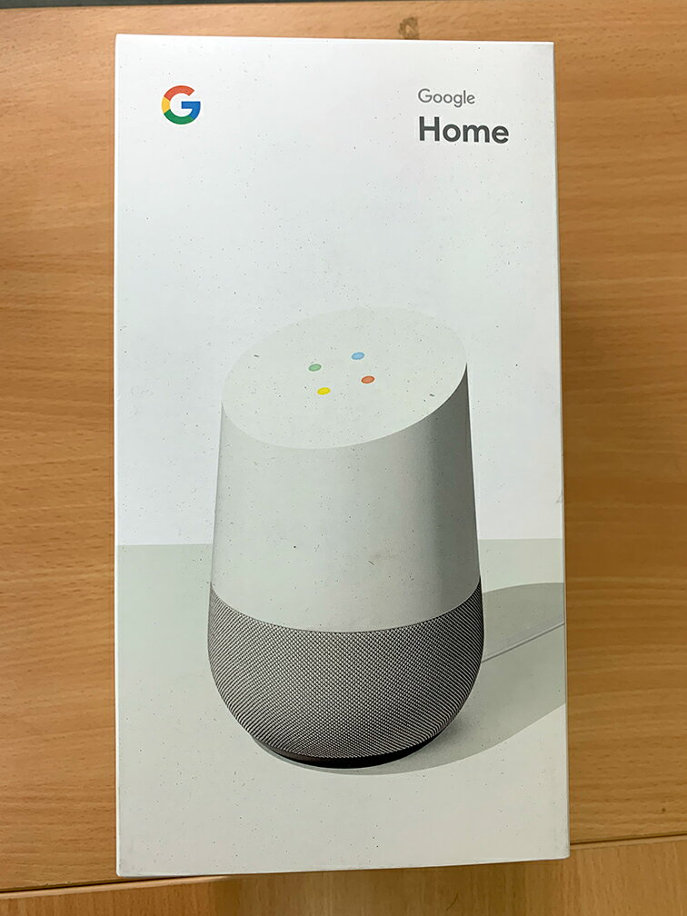 Google Google Home 【Bluetoothスピーカー】【送料無料】