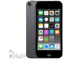★◇アップル / APPLE iPod touch MKWU2J/A [128GB スペースグレイ]
