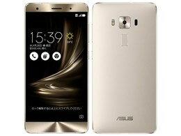 エイスース / ASUS ZenFone 3 Deluxe ZS570KL-SL256S6 SIMフリー [シルバー] (SIMフリー) 【スマートフォン】【送料無料】