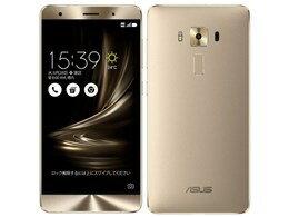 エイスース / ASUS ZenFone 3 Deluxe ZS570KL-GD256S6 SIMフリー [ゴールド] (SIMフリー) 【スマートフォン】【送料無料】