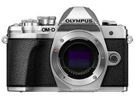 ★OLYMPUS / オリンパス OM-D E-M10 Mark III ボディ [シルバー] 【デジタル一眼カメラ】【送料無料】