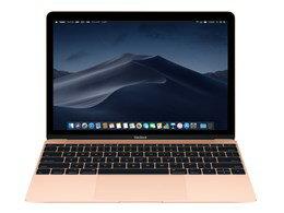 ★☆アップル / APPLE MacBook Retinaディスプレイ 1200/12 MRQN2J/A [ゴールド] 【Mac ノート】【送料無料】