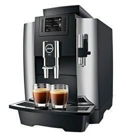 ★〓JURA / ユーラ 全自動コーヒーマシン WE8【正規品】【取り寄せ】納期:5-6営業日 【コーヒーメーカー】【送料無料】