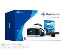 ★◇SIE PlayStation VR PlayStation VR WORLDS同梱版 CUHJ-16006 【VRゴーグル・VRヘッドセット】【送料無料】