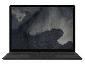 ★☆Microsoft / マイクロソフト Surface Laptop 2 LQN-00055 [ブラック] 【ノートパソコン】【送料無料】