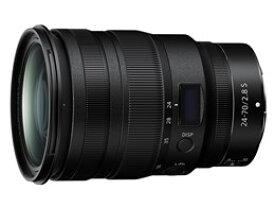 Nikon / ニコン NIKKOR Z 24-70mm f/2.8 S 【レンズ】【送料無料】