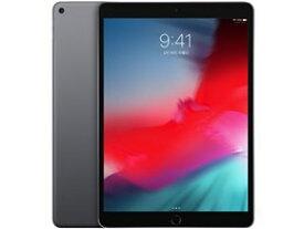 ★アップル / APPLE iPad Air 10.5インチ Wi-Fi 64GB MUUJ2J/A [スペースグレイ] 【タブレットPC】【送料無料】
