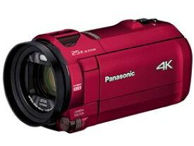 ★Panasonic / パナソニック HC-VX992M-R [アーバンレッド] 【ビデオカメラ】【送料無料】
