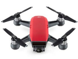 ●DJI Spark Fly Moreコンボ [ラヴァレッド] 【ドローン・マルチコプター】【送料無料】