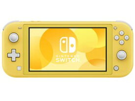 ★Nintendo / 任天堂 Nintendo Switch Lite [イエロー]【送料無料】