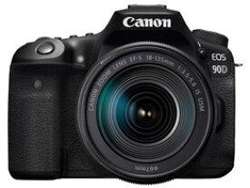 ★キヤノン / CANON EOS 90D EF-S18-135 IS USM レンズキット 【デジタル一眼カメラ】【送料無料】