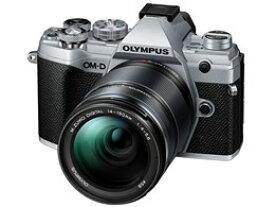 ★OLYMPUS / オリンパス OM-D E-M5 Mark III 14-150mm II レンズキット [シルバー] 【デジタル一眼カメラ】【送料無料】