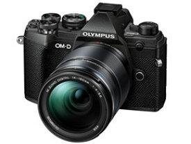 ★OLYMPUS / オリンパス OM-D E-M5 Mark III 14-150mm II レンズキット [ブラック] 【デジタル一眼カメラ】【送料無料】