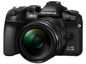 ★OLYMPUS / オリンパス OM-D E-M1 Mark III 12-40mm F2.8 PROキット 【デジタル一眼カメラ】【送料無料】