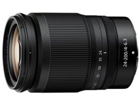 ★Nikon / ニコン NIKKOR Z 24-200mm f/4-6.3 VR 【レンズ】【送料無料】