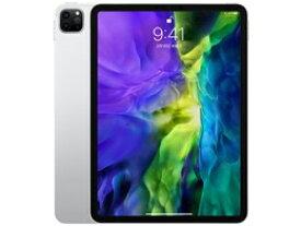 ★アップル / APPLE iPad Pro 11インチ 第2世代 Wi-Fi 512GB 2020年春モデル MXDF2J/A [シルバー] 【タブレットPC】【送料無料】