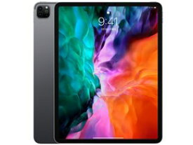 ★アップル / APPLE iPad Pro 12.9インチ 第4世代 Wi-Fi 1TB 2020年春モデル MXAX2J/A [スペースグレイ] 【タブレットPC】【送料無料】