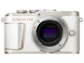 ★OLYMPUS / オリンパス OLYMPUS PEN E-PL10 ボディ [ホワイト] 【デジタル一眼カメラ】【送料無料】