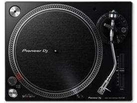 ★PIONEER / パイオニア PLX-500-K [ブラック] 【ターンテーブル (アナログ)】【送料無料】