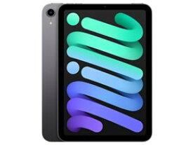 ★アップル / APPLE iPad mini 8.3インチ 第6世代 Wi-Fi 64GB 2021年秋モデル MK7M3J/A [スペースグレイ] 【タブレットPC】【送料無料】