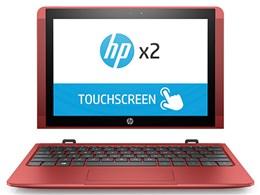 ◎◆ HP HP x2 10-p005TU スタンダードプラスモデル Y4G68PA#ABJ [カーディナルレッド] 【タブレットPC】