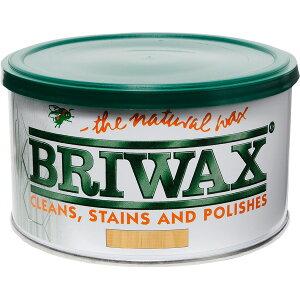 BRIWAX ブライワックス トルエンフリー アンティークブラウン 370ml
