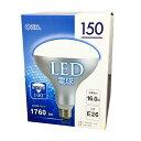 オーム LDR16D-H9レフランプタイプ LED電球 E26/16W 昼光色LDR16DH9