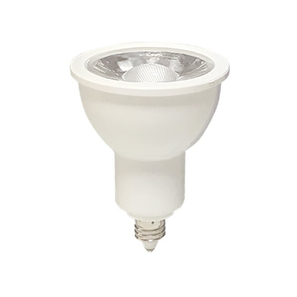 グローバルラン LDR6LWE11 ハロゲン型LED電球 全光束600lm E11 電球色 ビーム角30度 エコ 省エネ LED ライティングレール