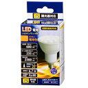 オーム電機 LDR7L-M-E11/D 11 LED電球 ハロゲンランプ形 中角タイプ E11 電球色 [品番]06-3275LDR7LME11D11